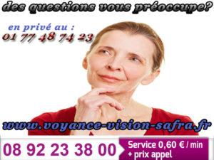 Voyance audiotel vision safra frael voyance